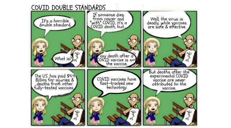 covid double standard